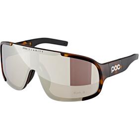 POC Aspire Sunglasses, tortoise brown/violet/silver